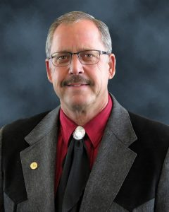 <h5>Sheriffs Representative</h5> <p>Jerome Kramer - Lincoln County Sheriff</p>